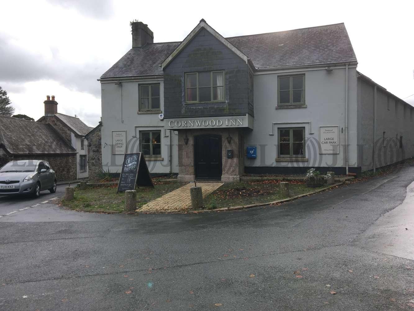 Pub Ivybridge, PL21 9PU - Cornwood Inn - 0741