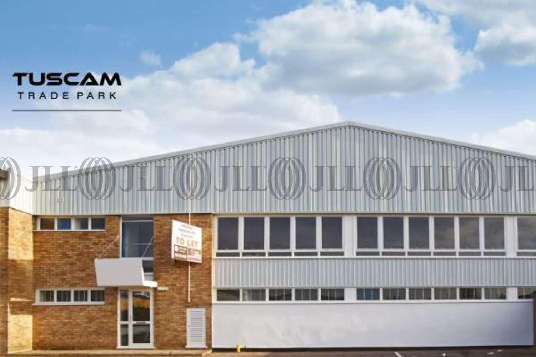 Industrial Camberley, GU15 3BN - Unit 11 Tuscam Trade Park - 1