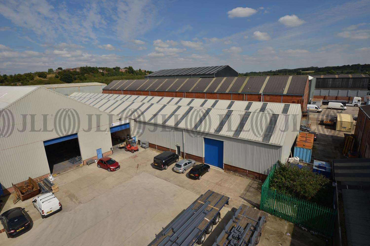 Industrial Wakefield, WF1 5PF - Unit 15 Power Park (formerly Greens Industrial Estate) - 18312