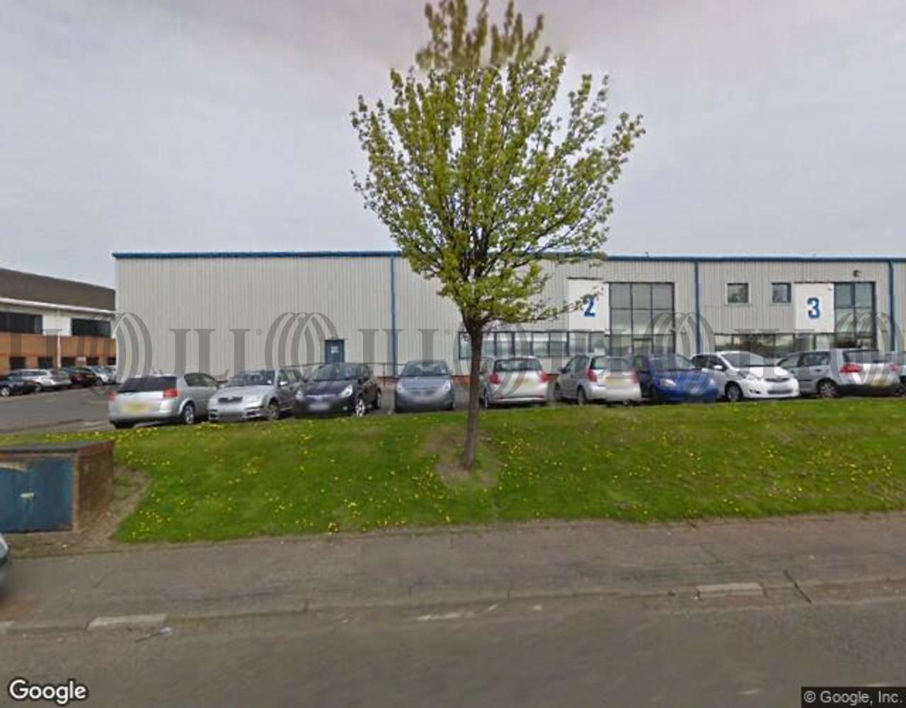 Industrial Broxburn, EH52 5AU - Unit 1/2 Westerton Road - 77606