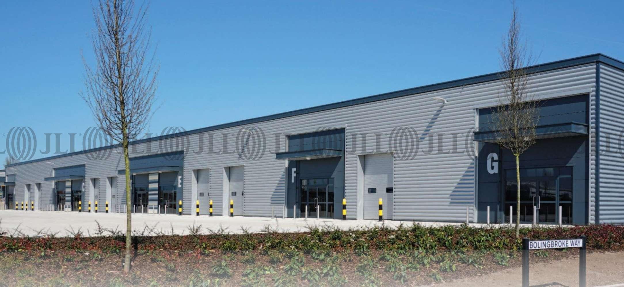 Industrial Bristol, BS34 7QB - Trade Unit D Horizon 38 - 77851