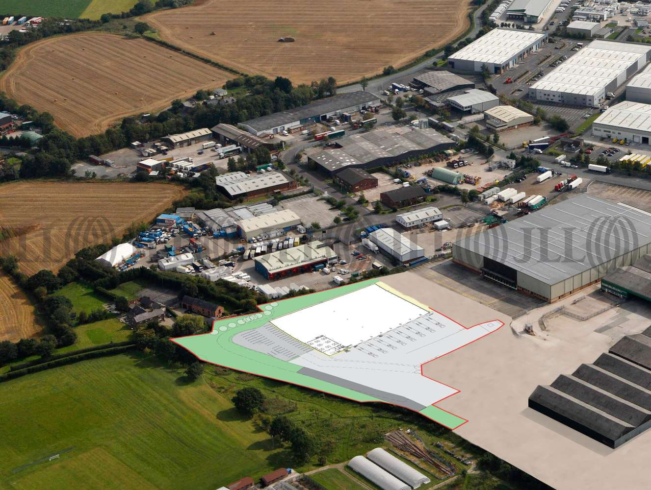 Industrial Warrington, WA4 4SN - Warrington South - Unit 4 - 1