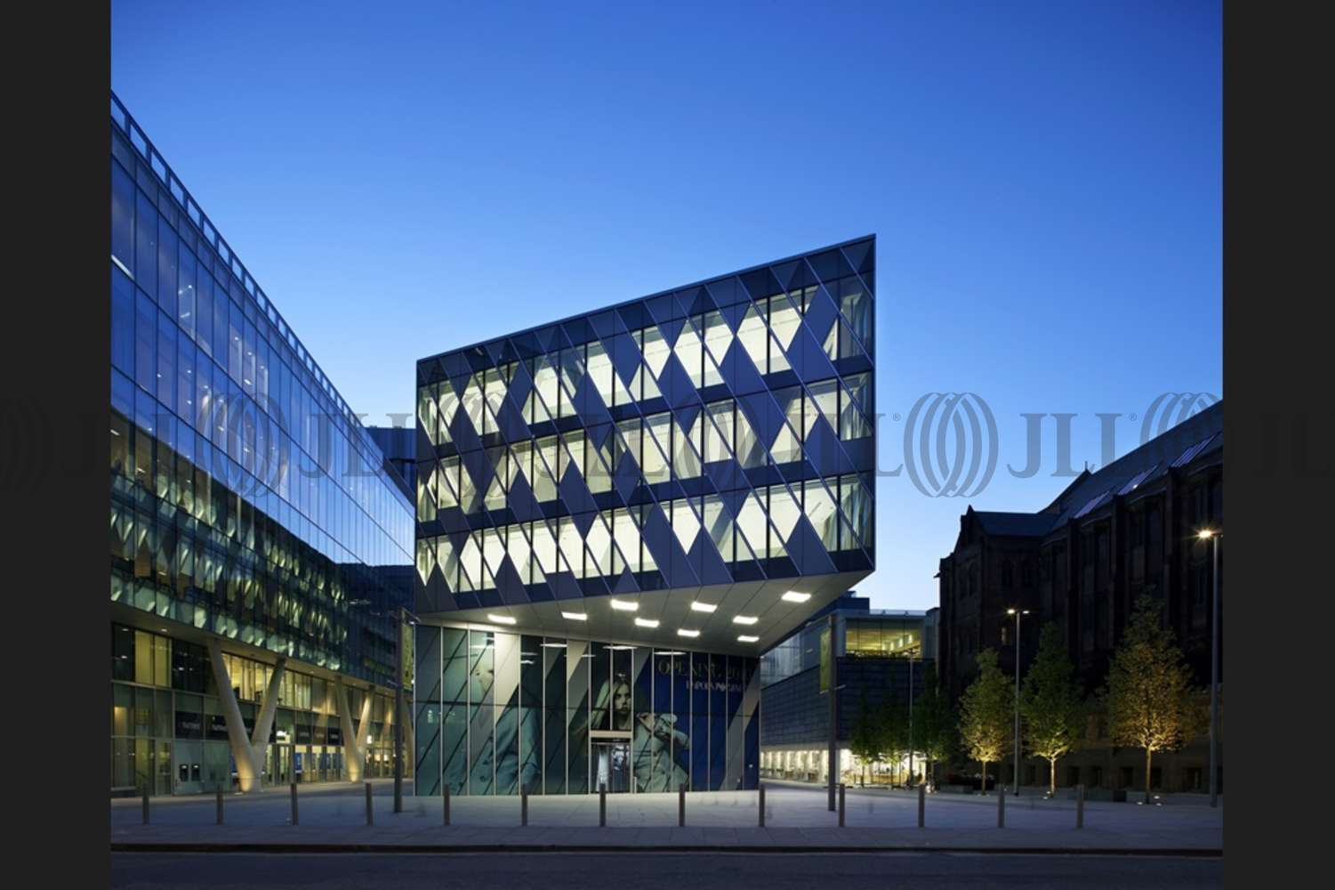 Office Manchester, M3 3AE - No.1 The Avenue Spinningfields