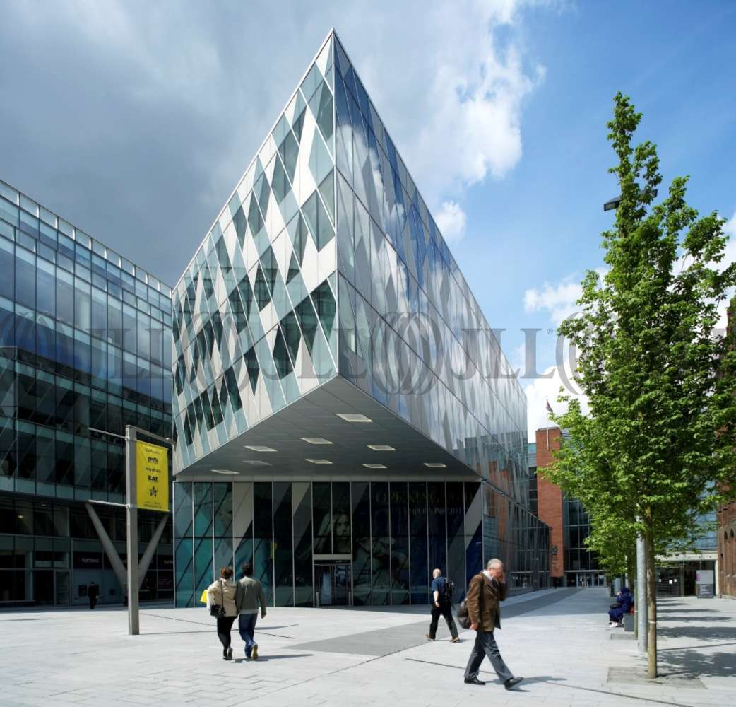 Office Manchester, M3 3AE - No.1 The Avenue Spinningfields - 01