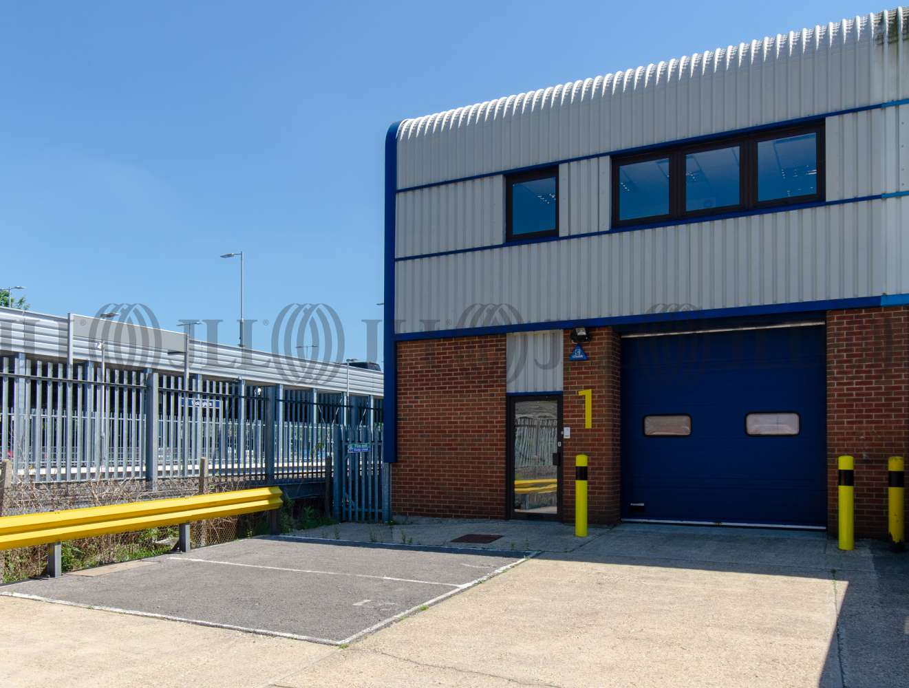 Industrial Wokingham, RG41 2YQ - Unit 1 Station Industrial Estate - 3
