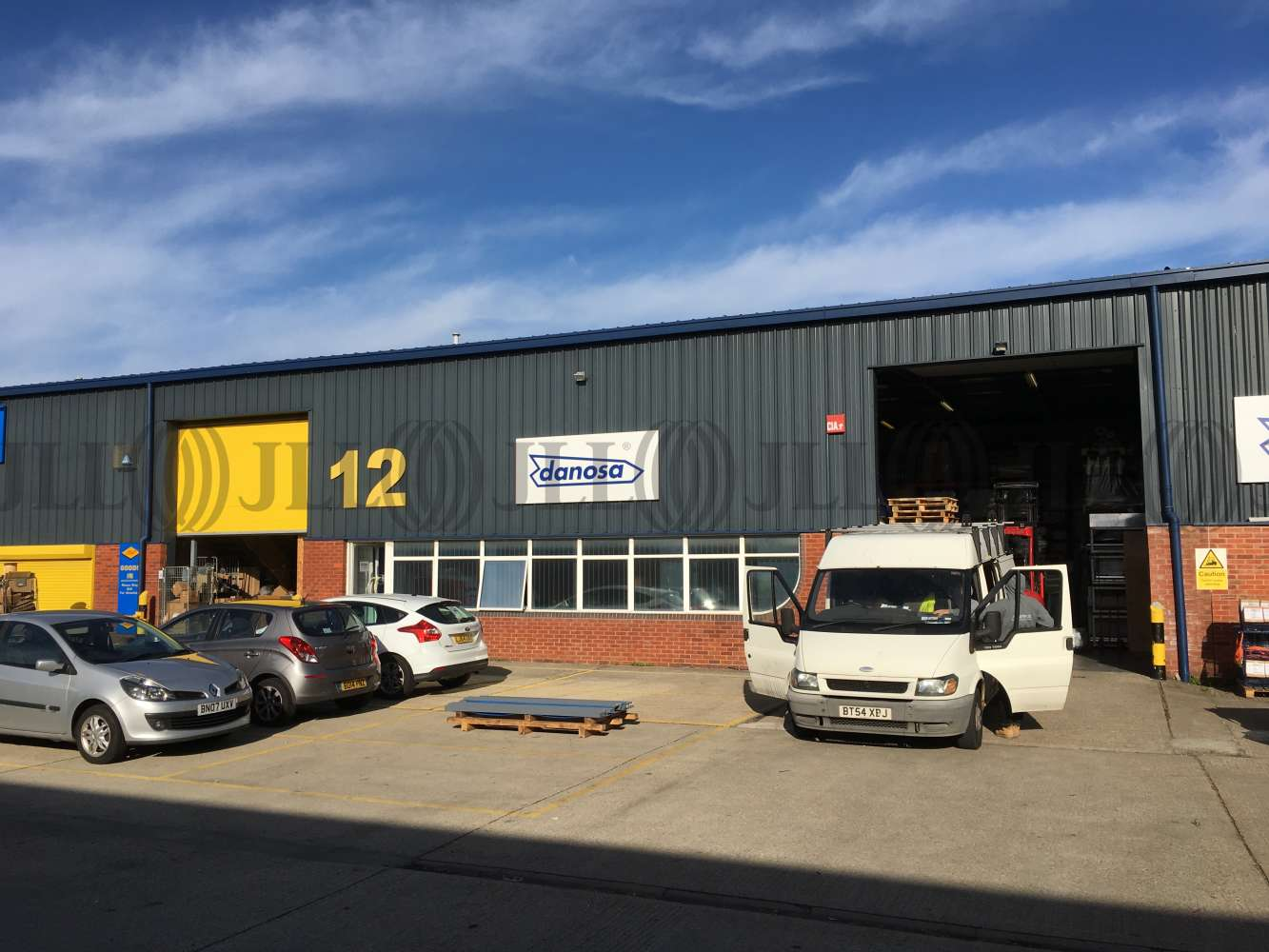 Industrial Portsmouth, PO3 5RQ - Unit 12 Admiral Park Industrial Estate - 0252