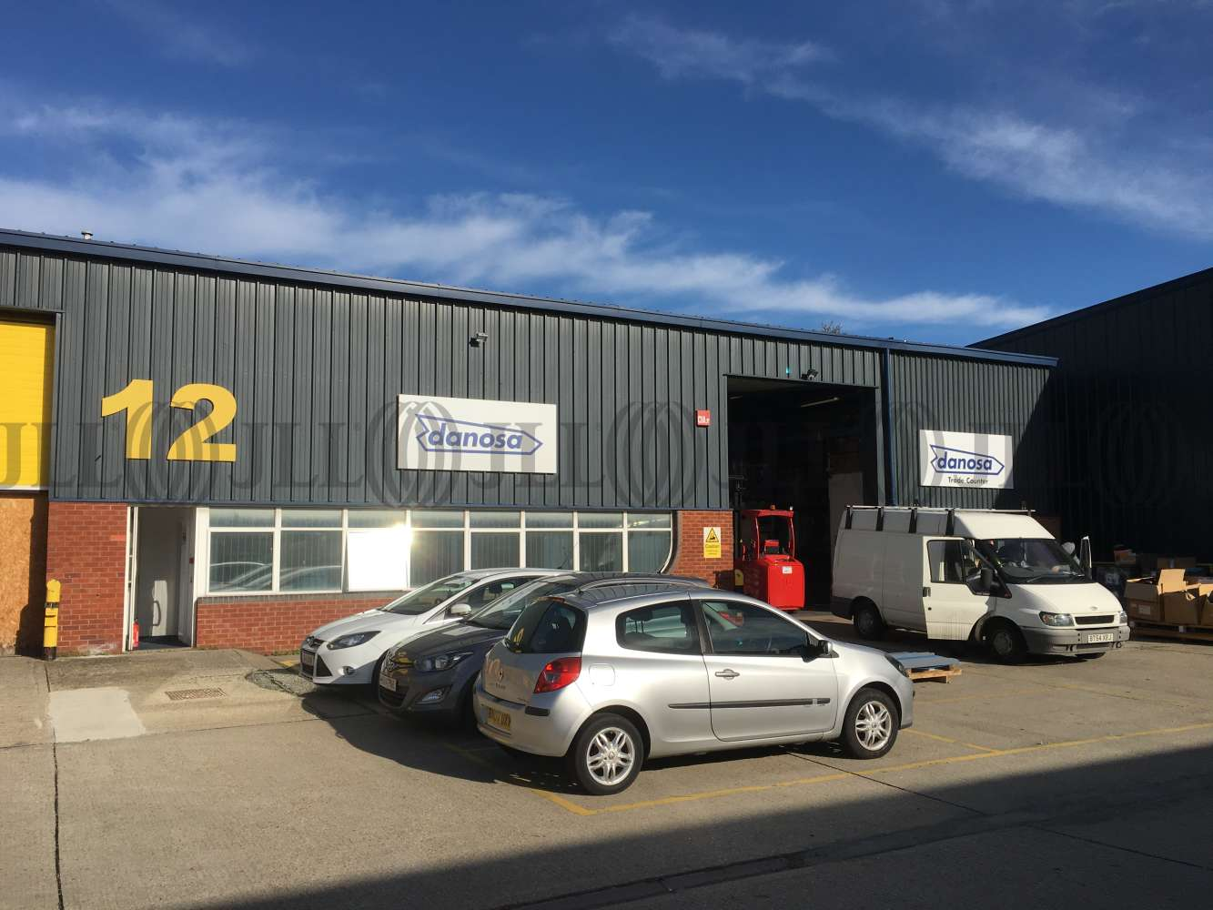 Industrial Portsmouth, PO3 5RQ - Unit 12 Admiral Park Industrial Estate - 0250