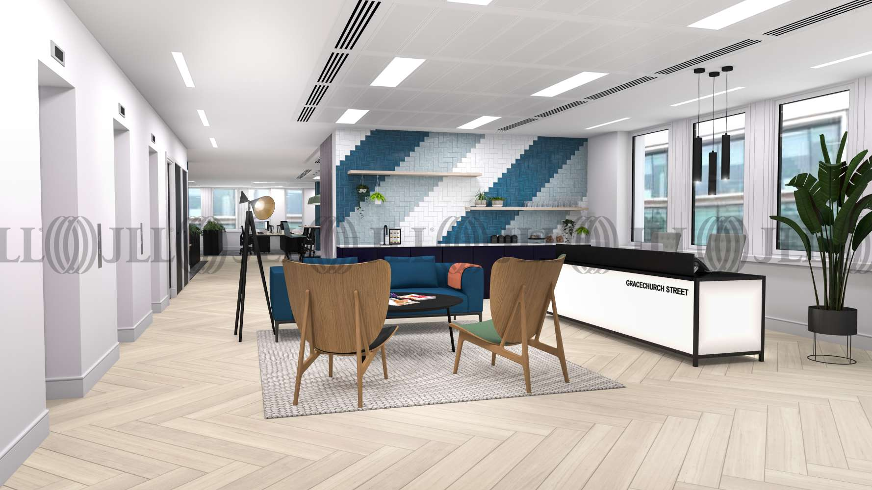 Office London, EC3V 0AS - 77 Gracechurch Street - 93943