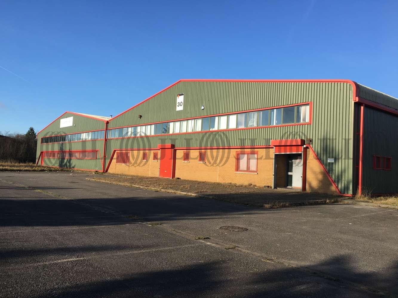 Industrial Ebbw vale, NP23 5SD - Unit 30 Rassau Industrial Estate - 2614