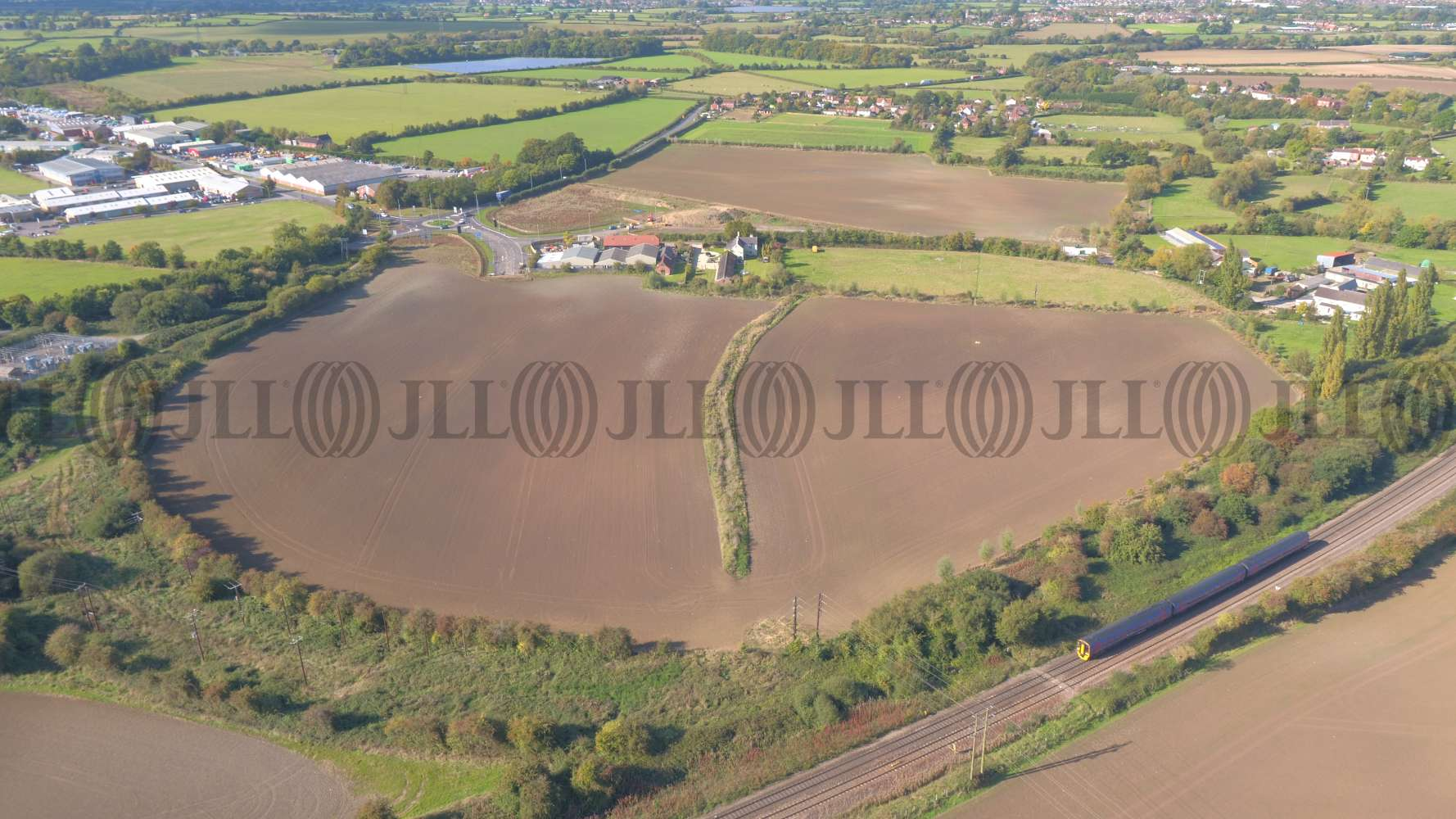 Land Westbury, BA13 4LD - Hawke Ridge Park - 0547