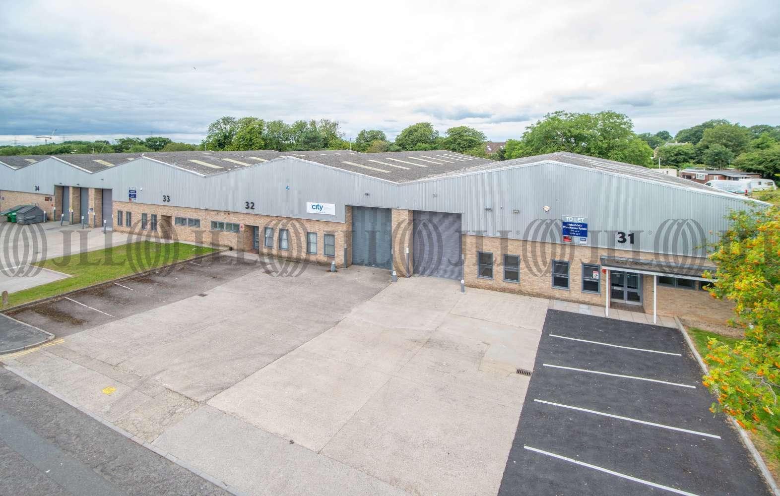 Industrial Bristol, BS37 5QZ - Unit 31 Beeches Industrial Estate - 89600