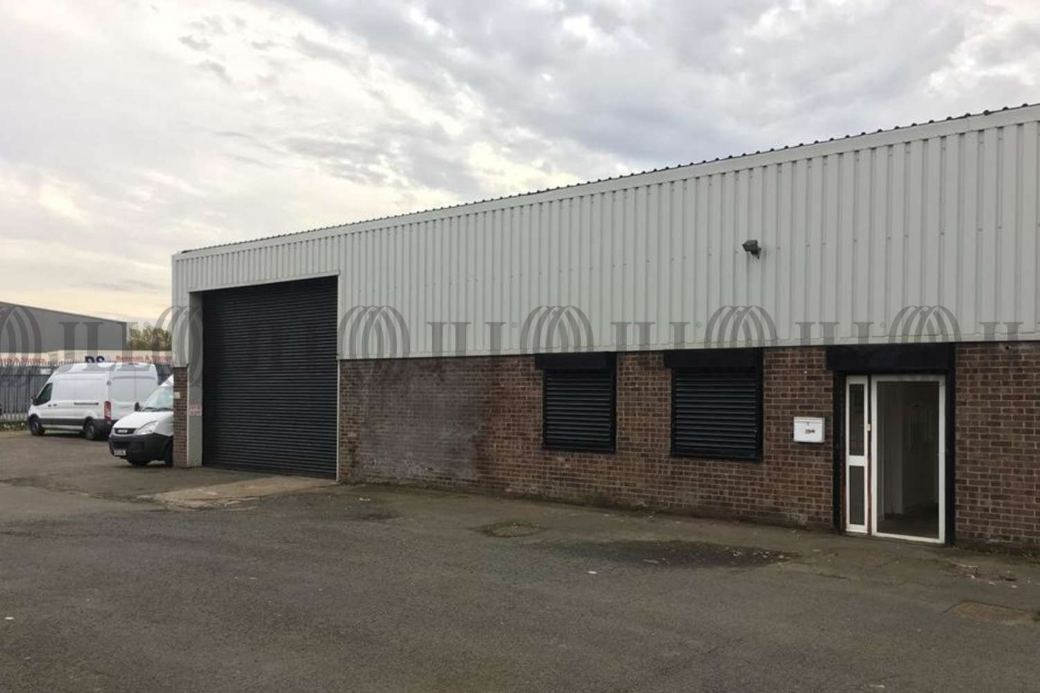 Industrial Paisley, PA3 3BQ - Unit 1C Lyon Road - 96301