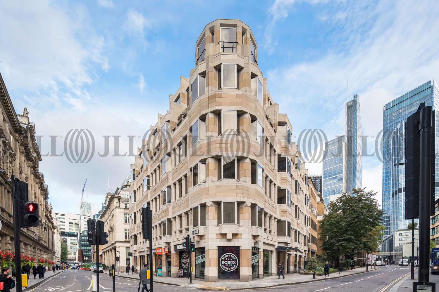 Office London, EC2M 7AD - 85 London Wall - 01