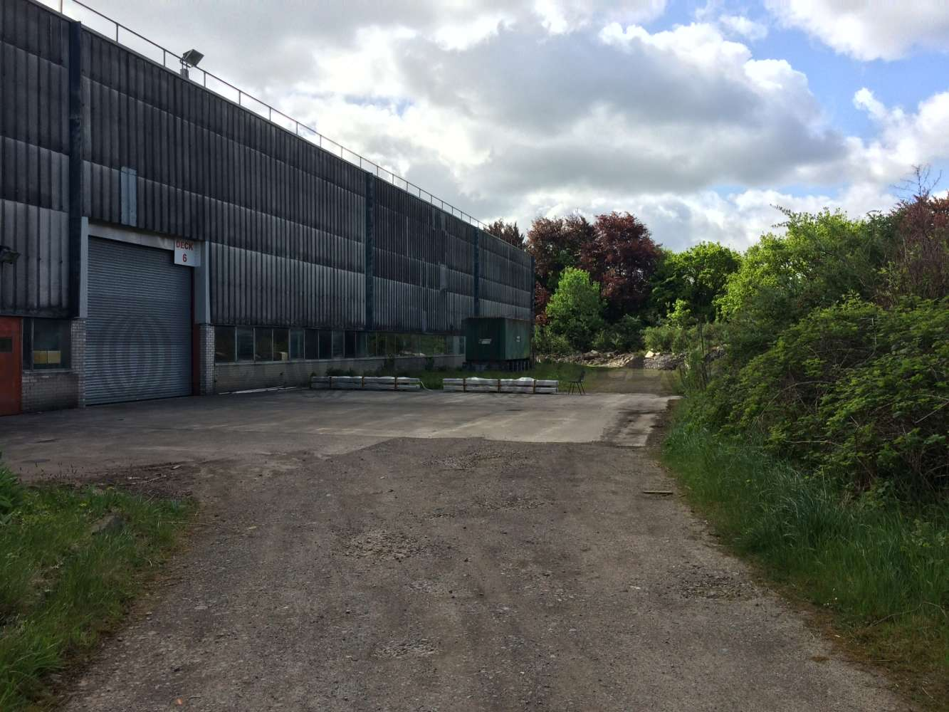 Industrial Pontypool, NP4 0TL - Unit 2 New Road - 2774