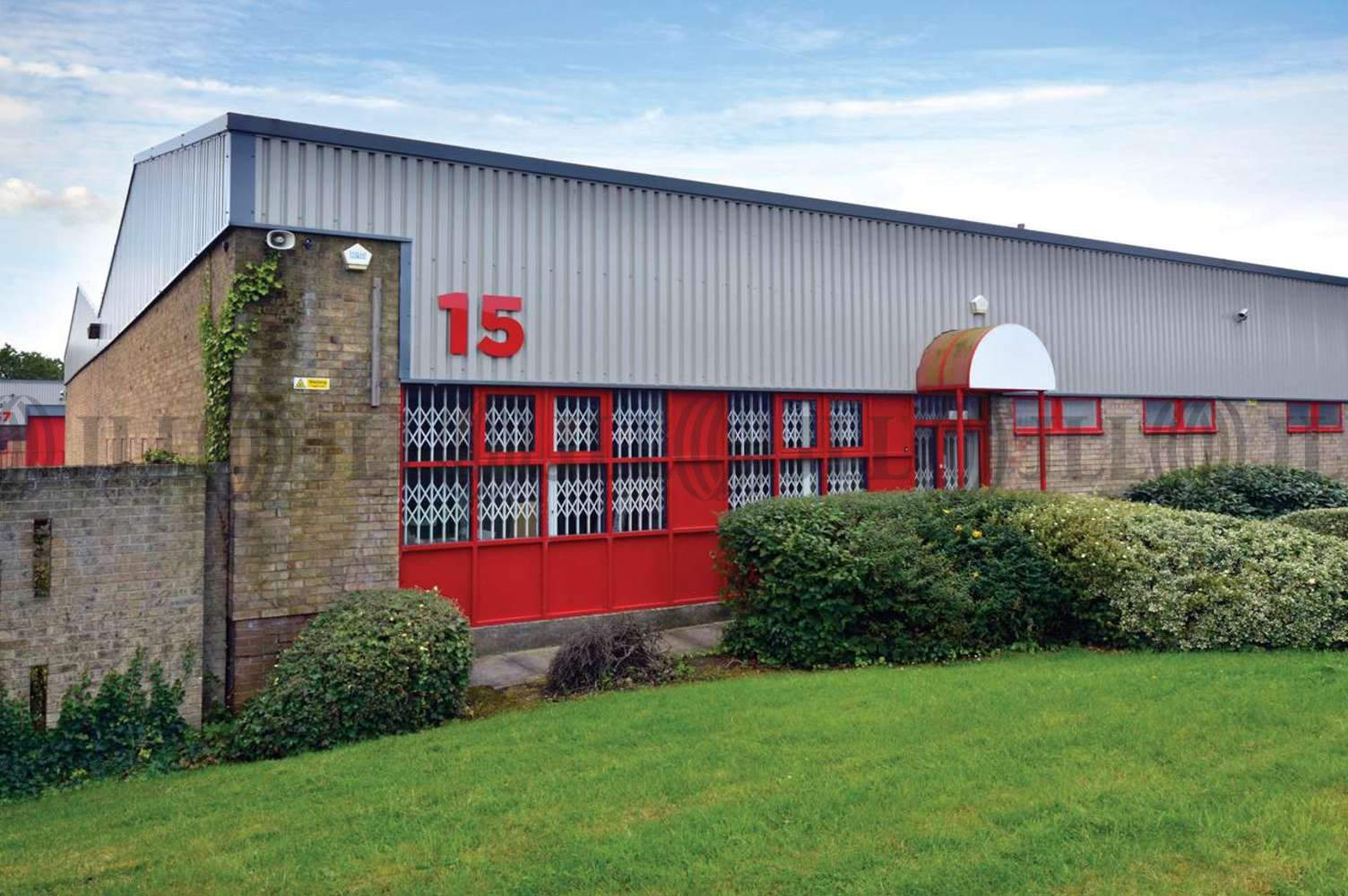 Industrial Wakefield, WF2 7AL - Unit 15, Monckton Road Industrial Estate - 15