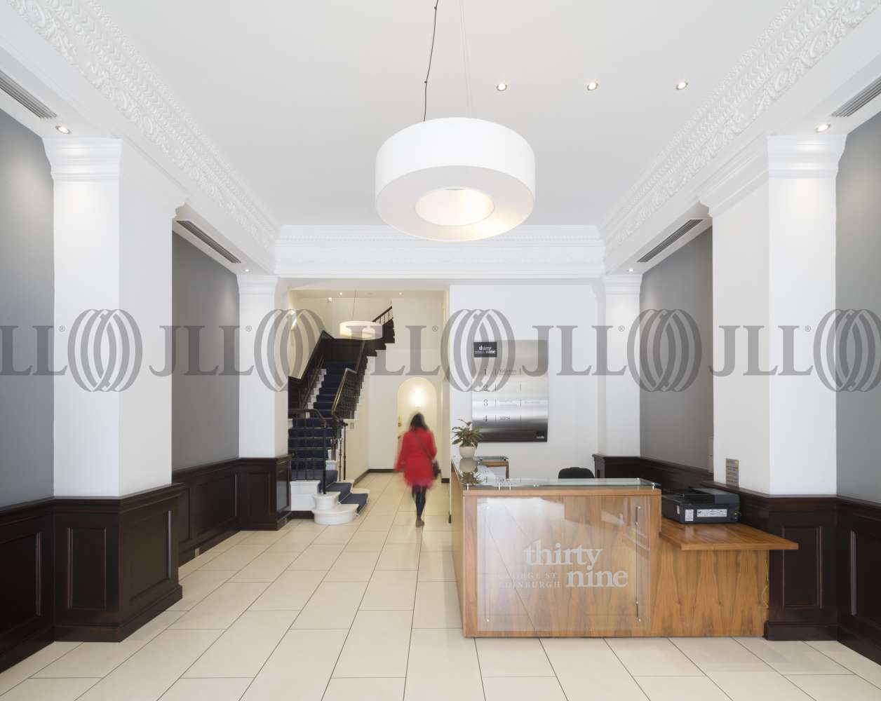 Office Edinburgh, EH2 2HN - 39 George Street - 031