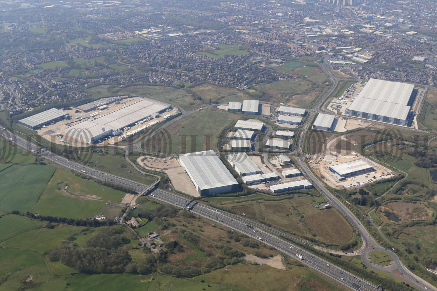Industrial Rochdale, OL16 4NG - Kingsway Business Park - 4780