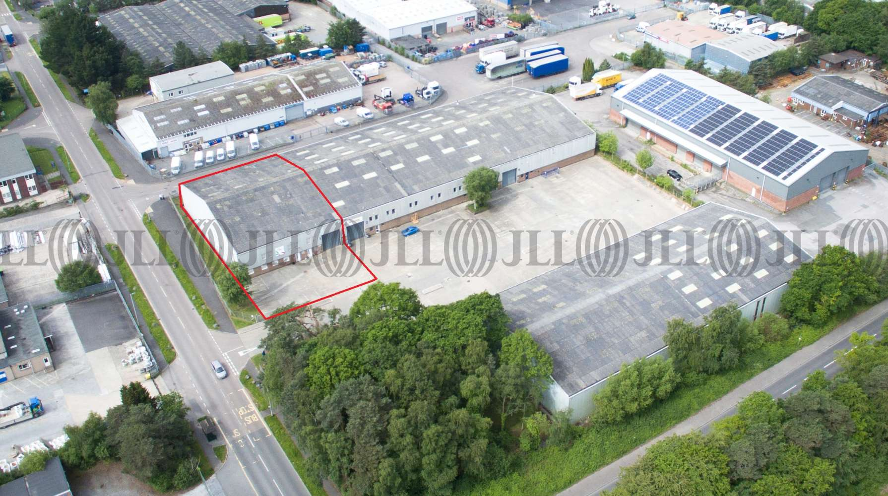 Industrial Newton abbot, TQ12 6RY - 1 Battle Road - 1