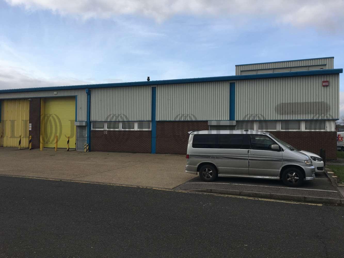 Industrial Southampton, SO15 1HG - Unit 13 City Industrial Park