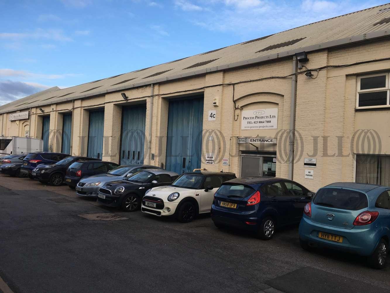 Industrial Eastleigh, SO50 6RR - Unit 4c Barton Park - 0164