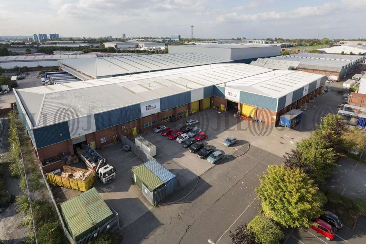 Industrial Smethwick, B66 1BB - Hawthorns Business Park