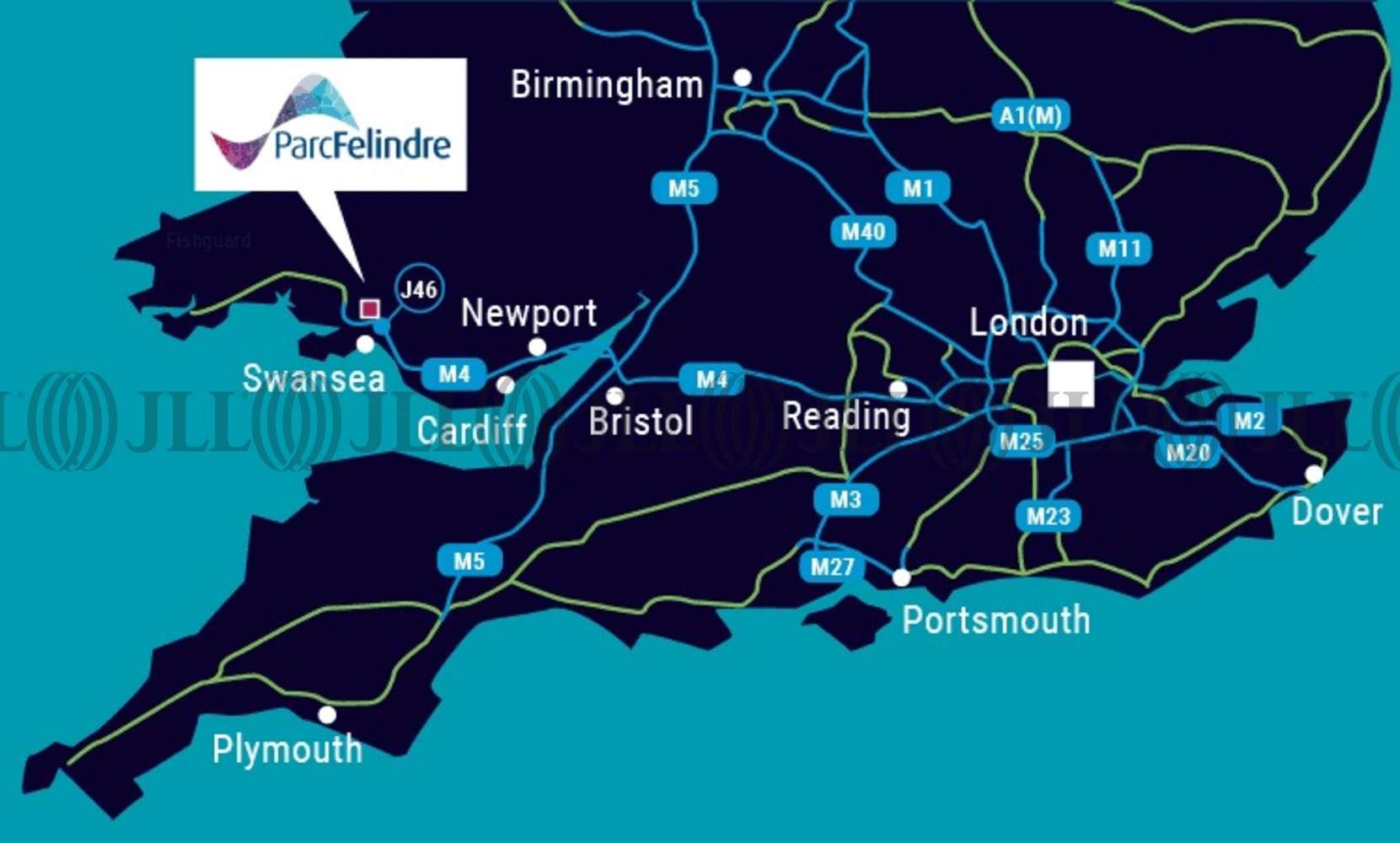 Industrial Swansea, SA5 7LU - Parc Felindre - 81439