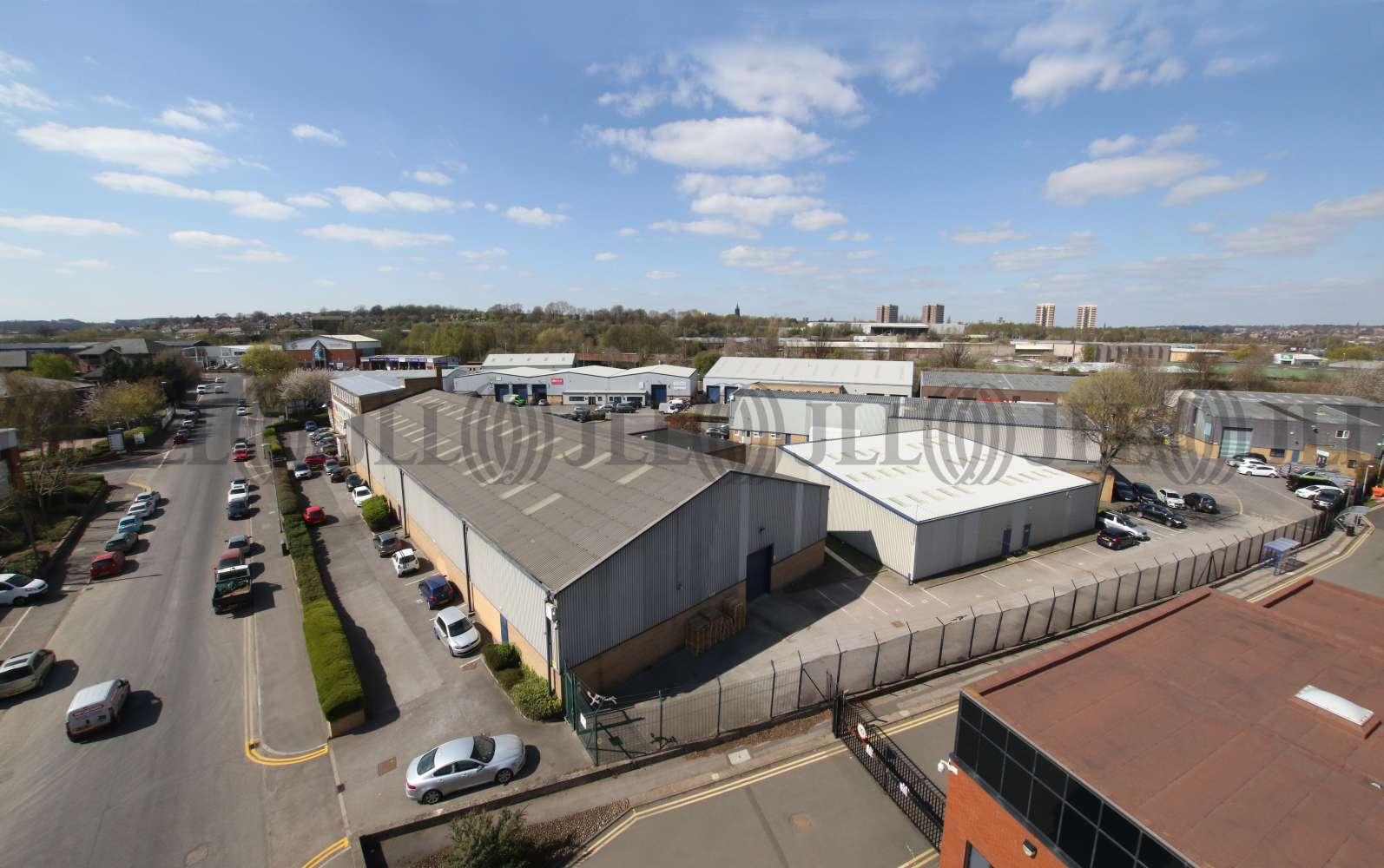 Industrial Leeds, LS12 6BD - Unit 14 Gelderd Trading Estate - 1
