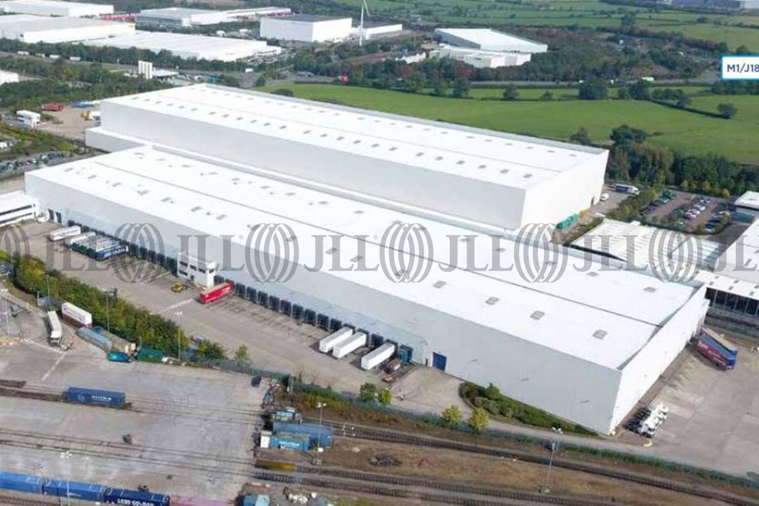 Industrial Daventry, NN6 7FT - DC240 Prologis RFI DIRFT - 2