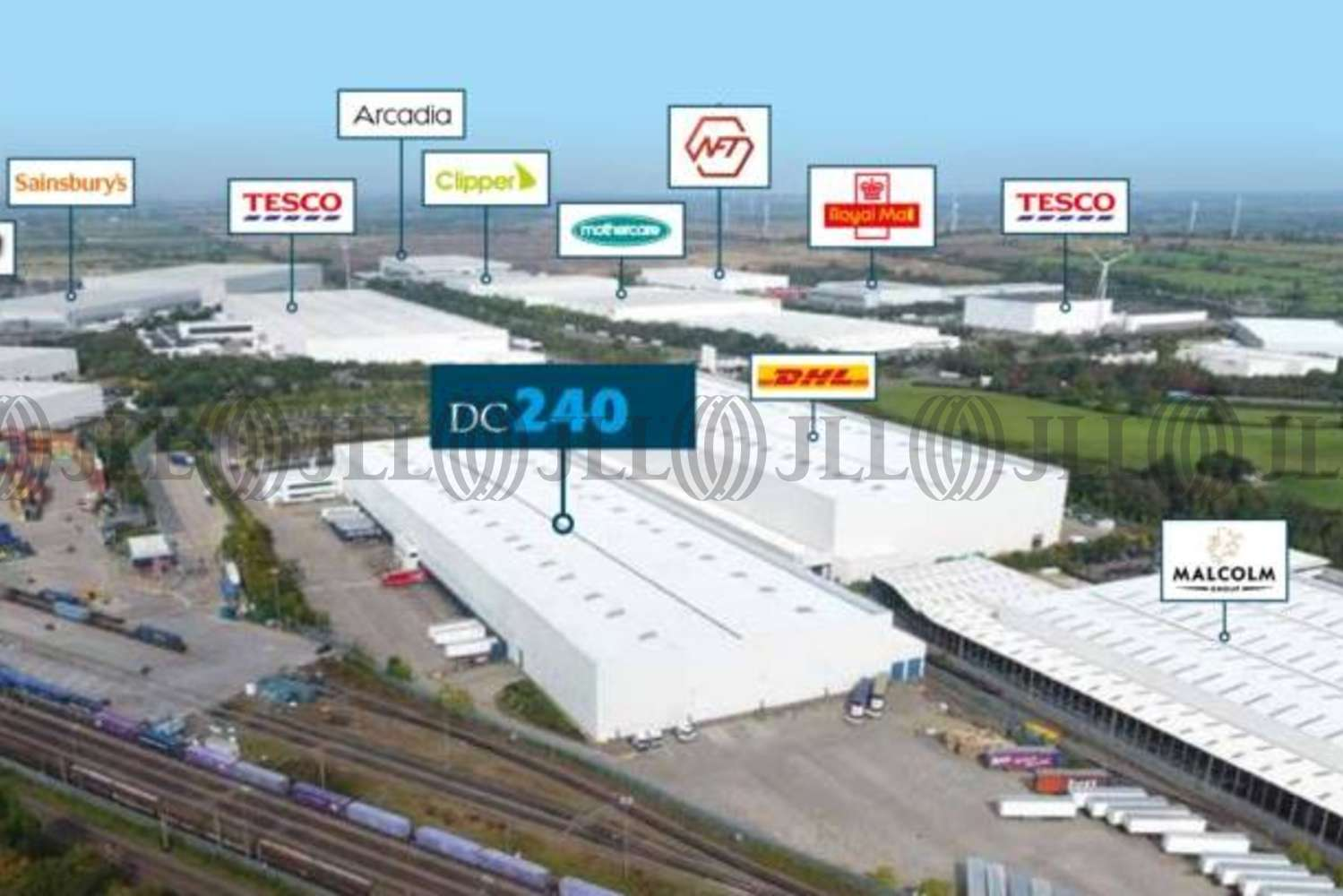 Industrial Daventry, NN6 7FT - DC240 Prologis RFI DIRFT - 3