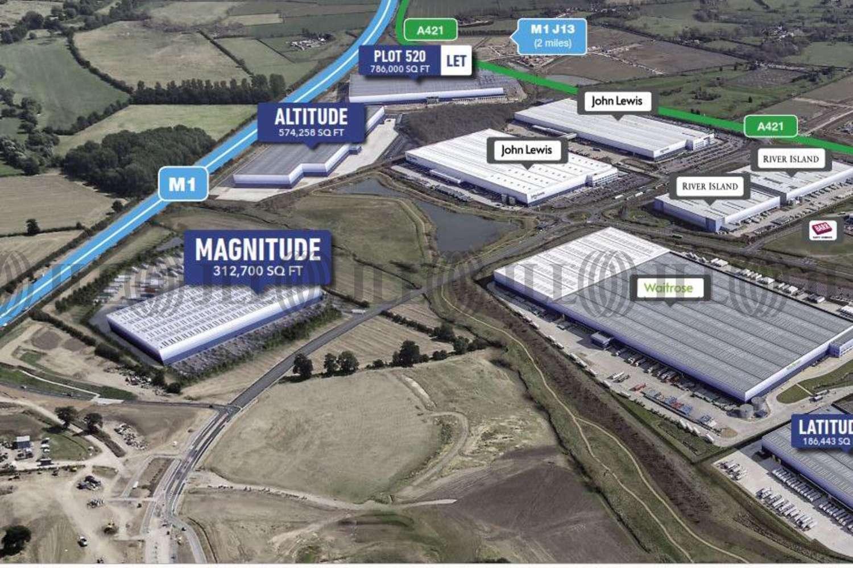 Industrial Milton keynes, MK17 8EW - Magnitude 312 - 4