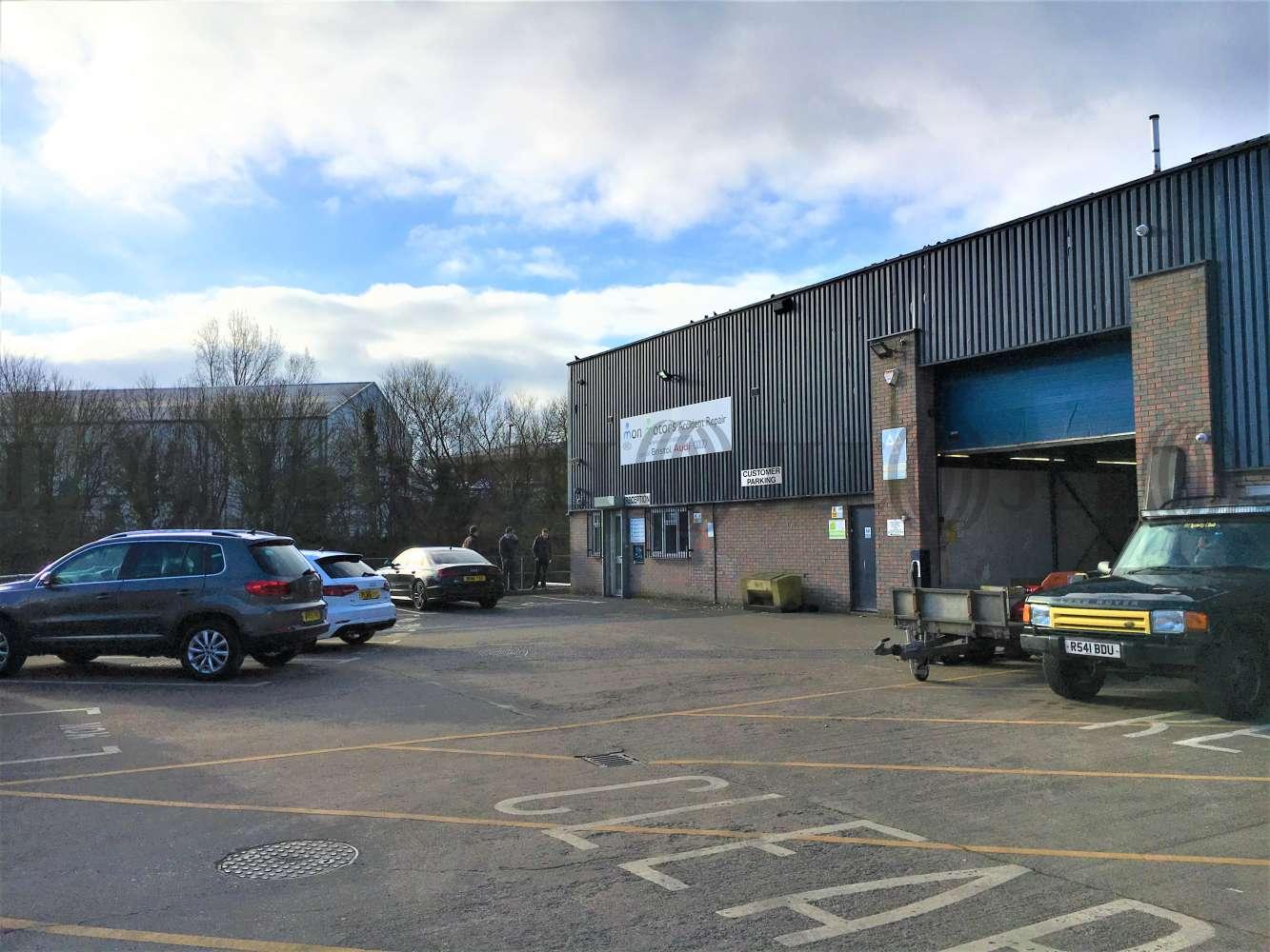 Industrial Bristol, BS2 0UY - Unit H, St Vincents Trading Estate - 4687