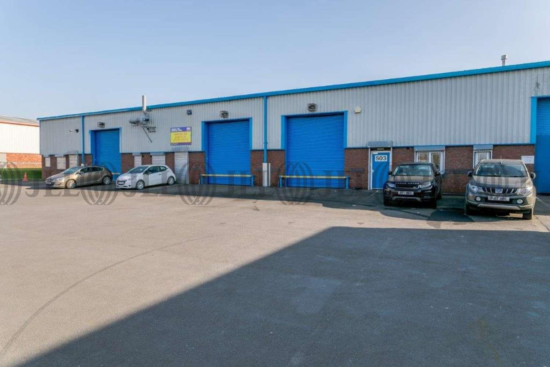 Industrial Heywood, OL10 2JG - Phoenix Close - 503