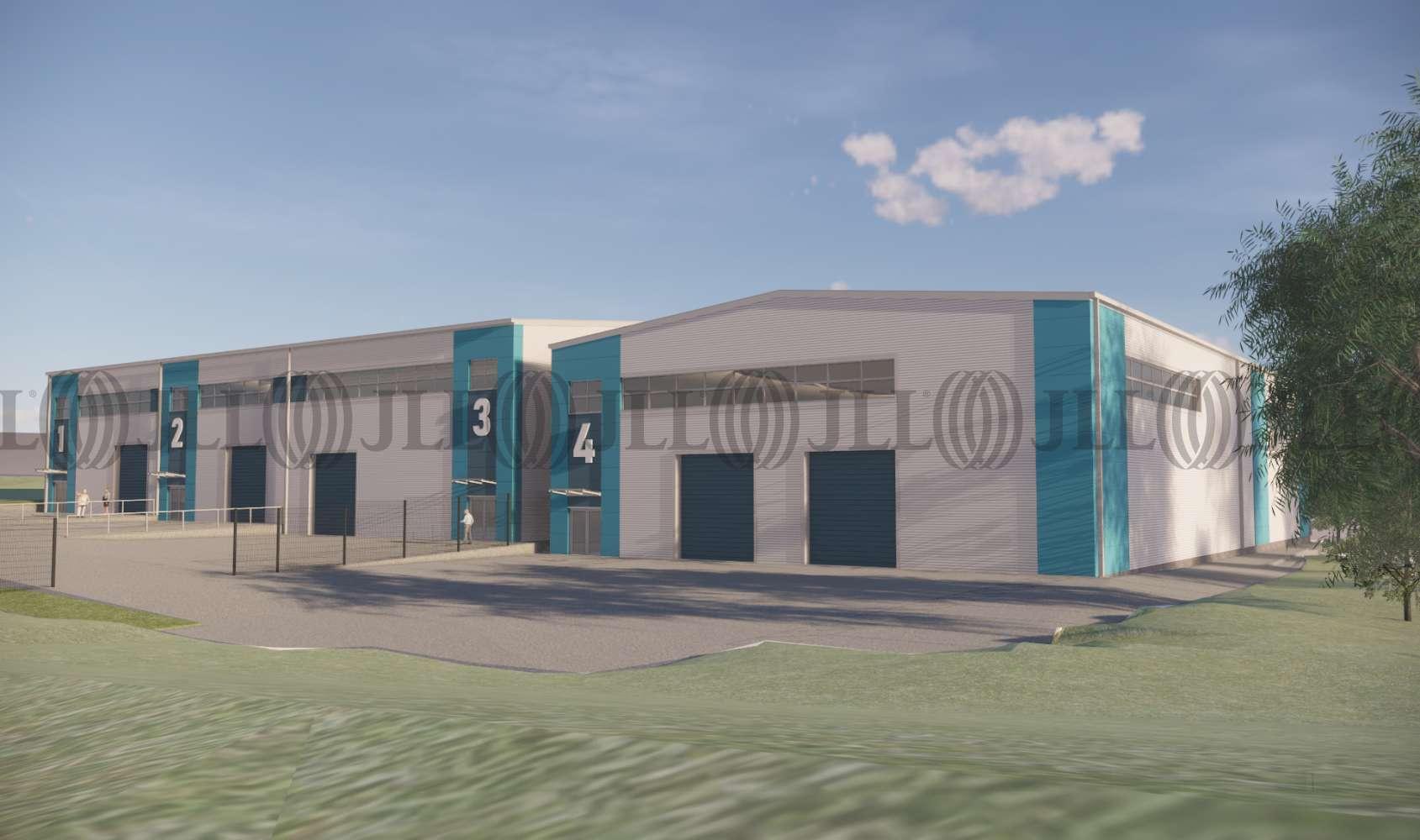 Industrial Bracknell, RG12 8YS - Ellesfield Trade Centre - 2076