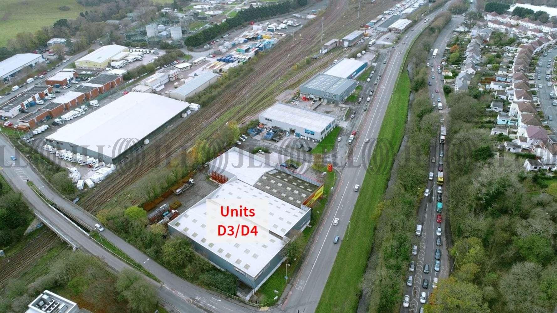 Industrial Plymouth, PL7 1SR - Unit D3-D4 Cot Hill Trading Estate - 88246