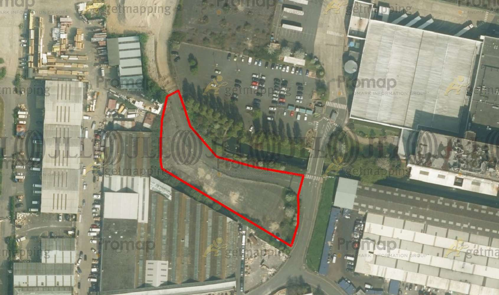 Industrial Southall, UB2 4AB - Secure Open Storage Facility at Bridge Road - 1