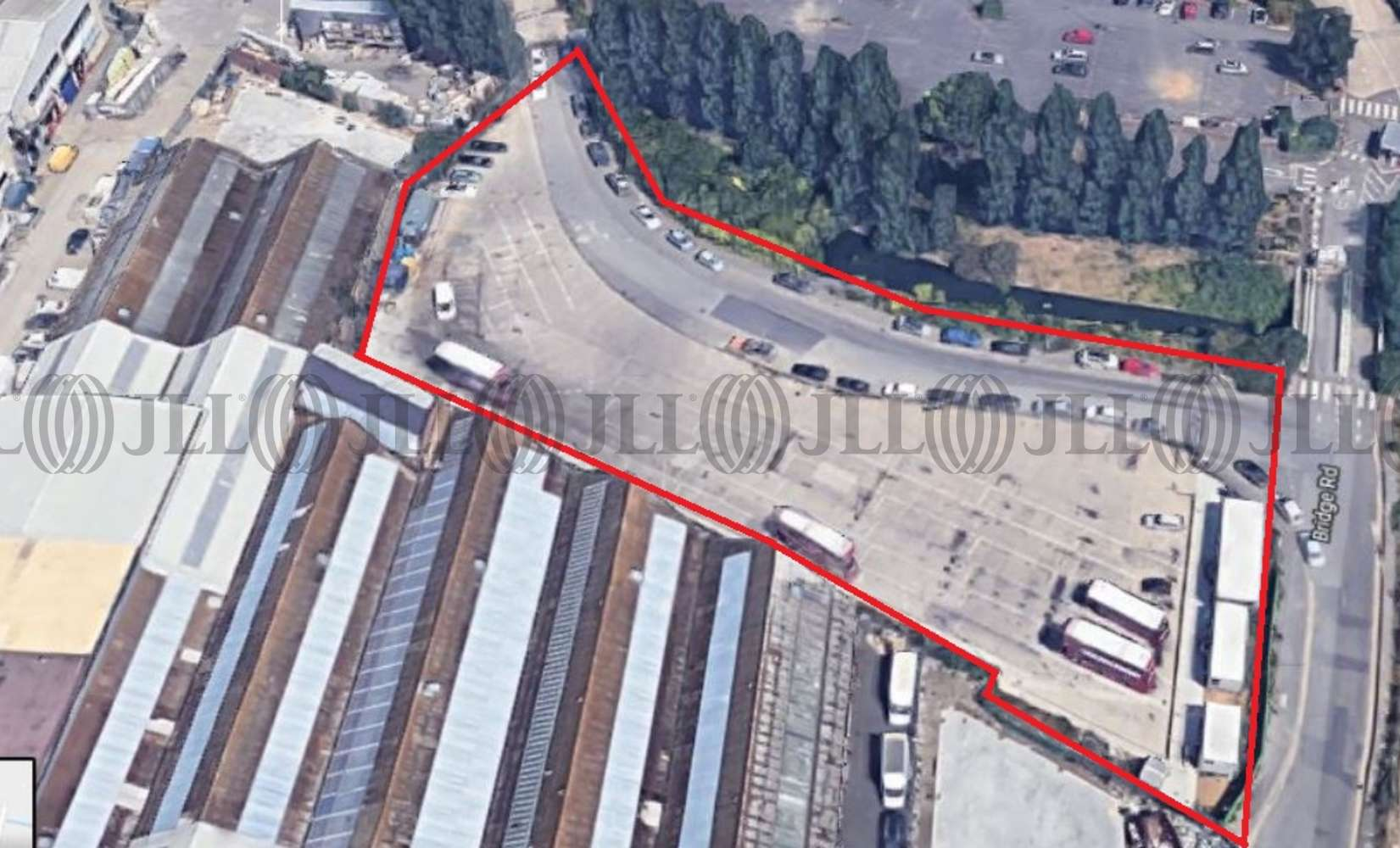 Industrial Southall, UB2 4AB - Secure Open Storage Facility at Bridge Road - 82759
