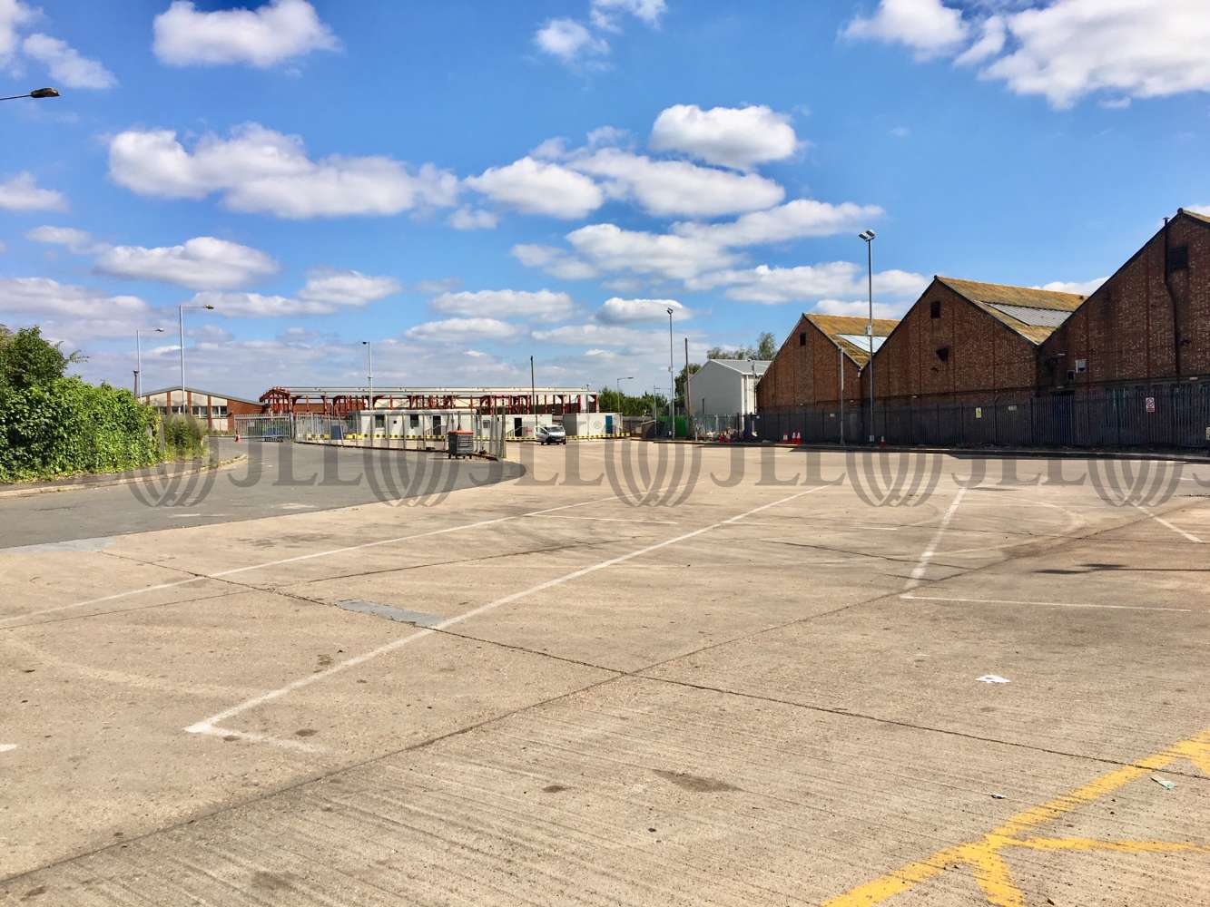 Industrial Southall, UB2 4AB - Secure Open Storage Facility at Bridge Road - 3