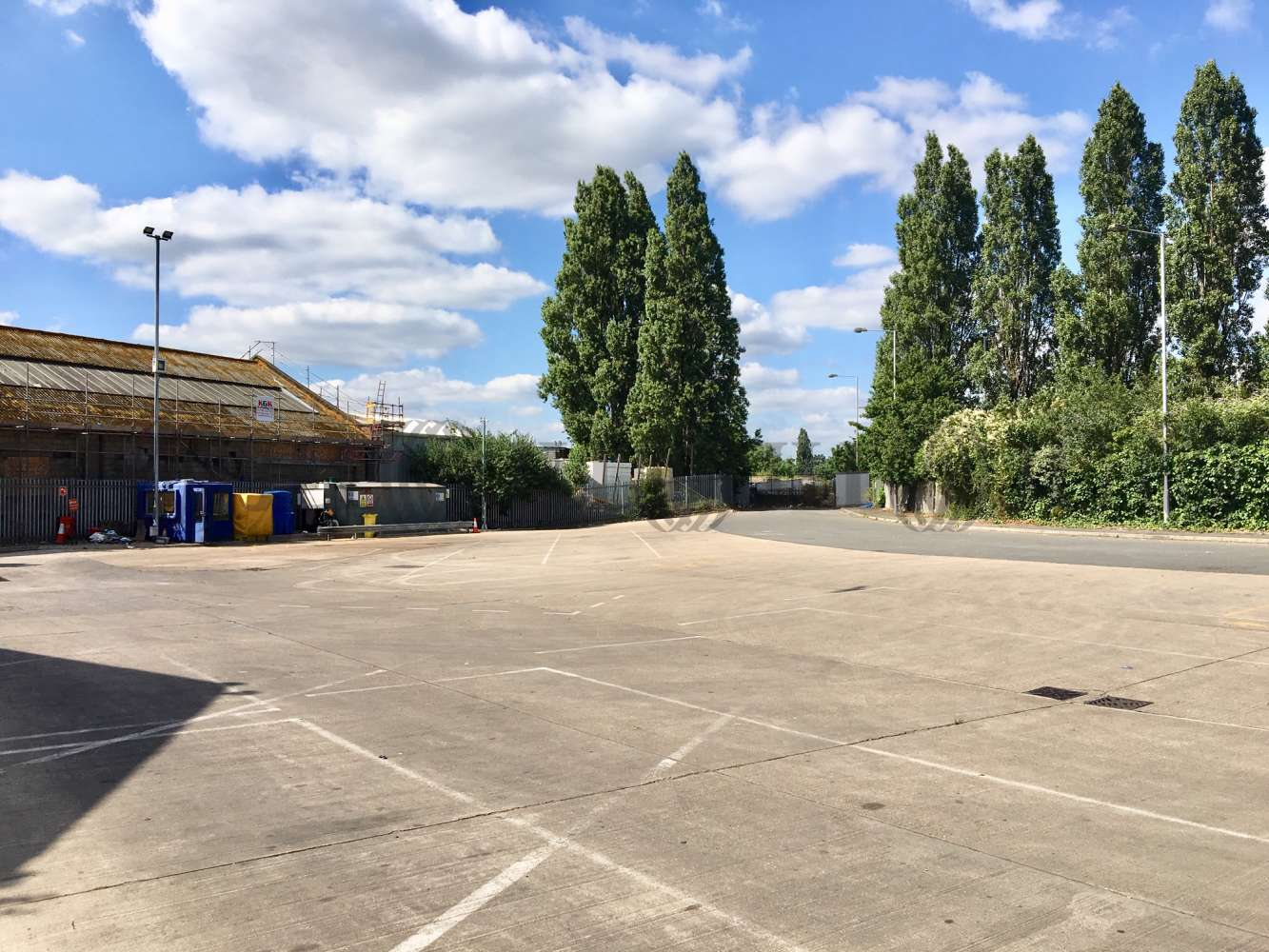Industrial Southall, UB2 4AB - Secure Open Storage Facility at Bridge Road - 4