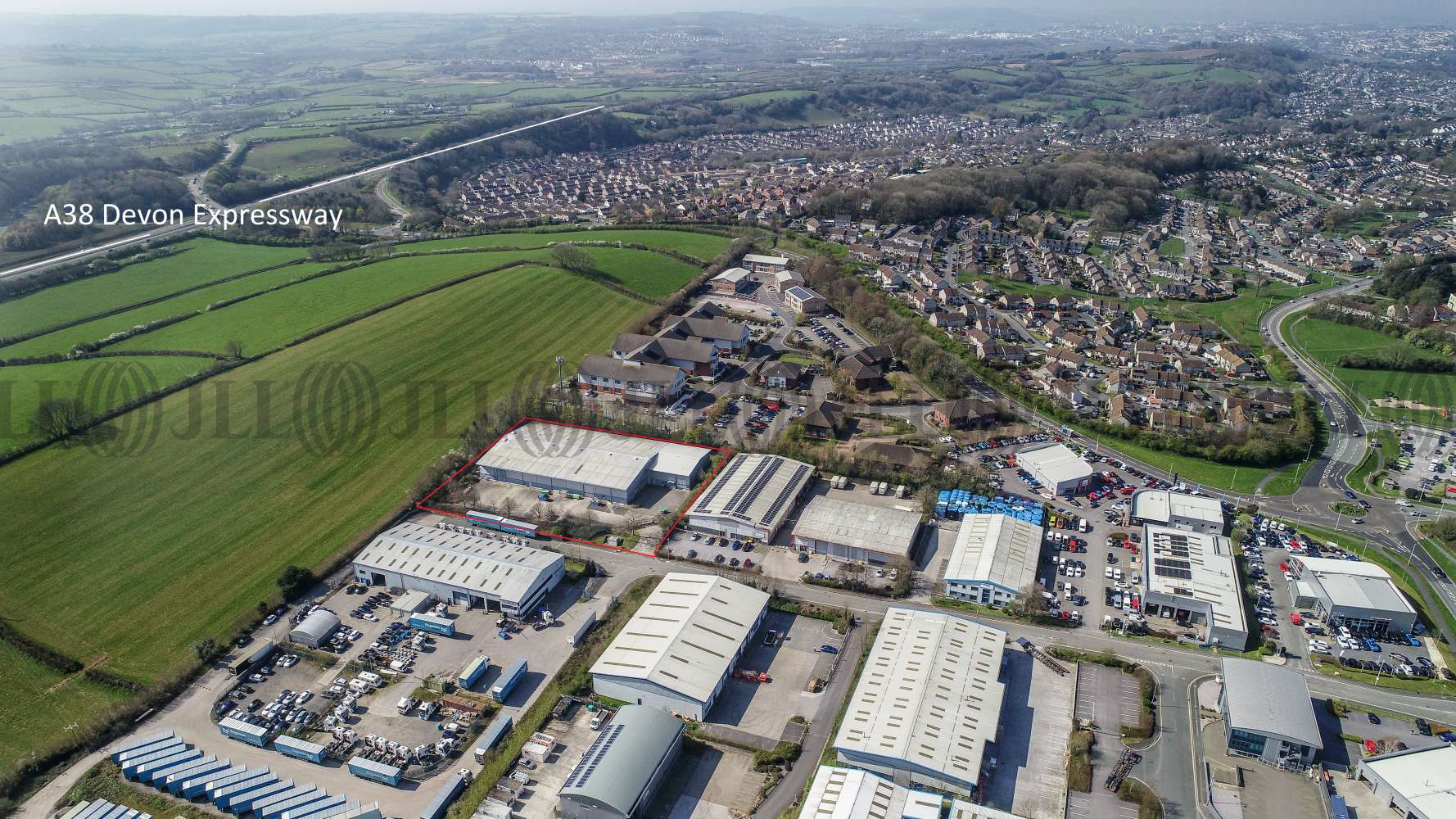 Industrial Plymouth, PL7 5JY - Eagle House - 201910