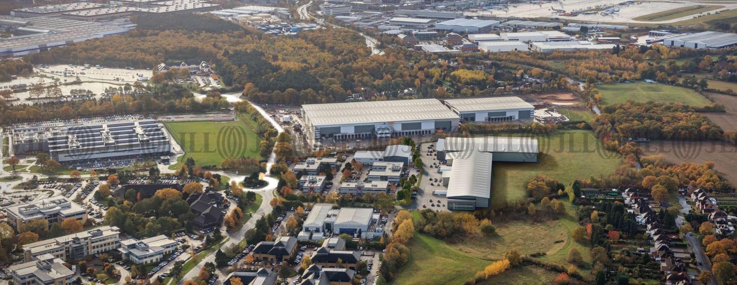 Industrial Birmingham, B37 7YN - Radial Park - 2