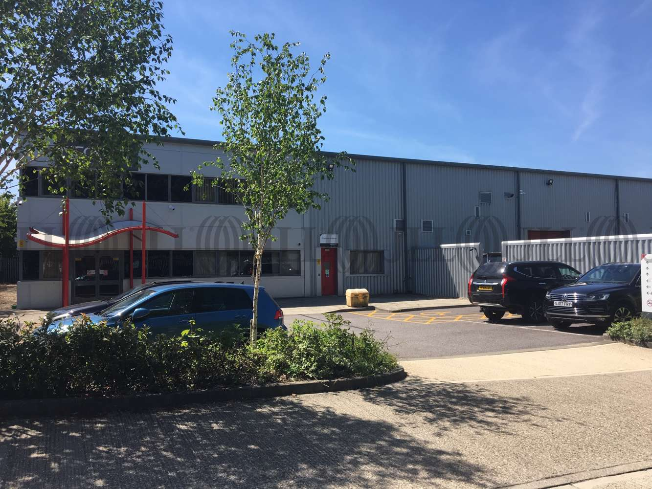 Industrial Basingstoke, RG22 4BS - The Laurels - 1034