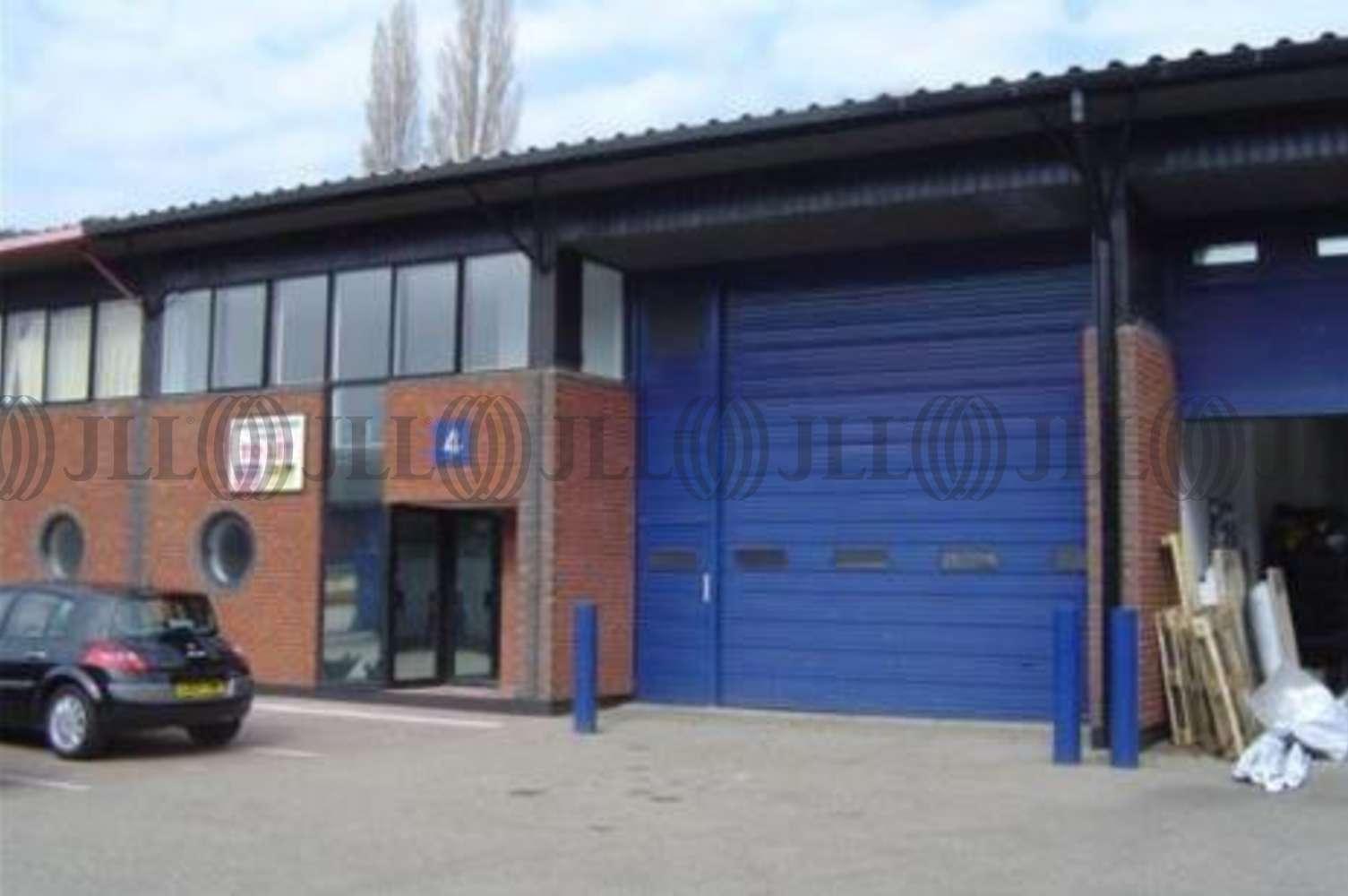 Industrial Woking, GU21 5JY - Unit 4 Woking Business Park - 1