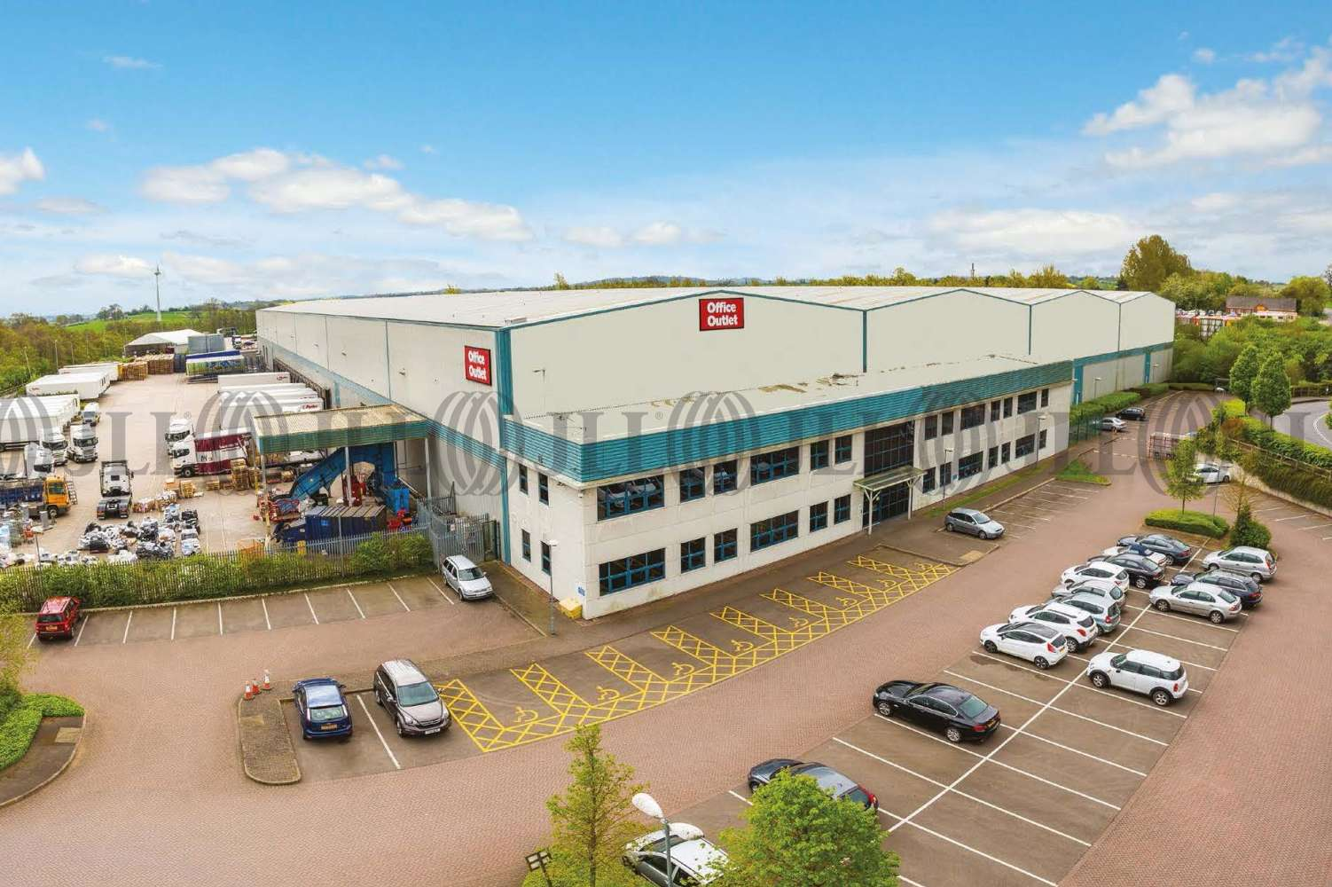 Industrial Daventry, NN6 7XY - Watling Park - 0001