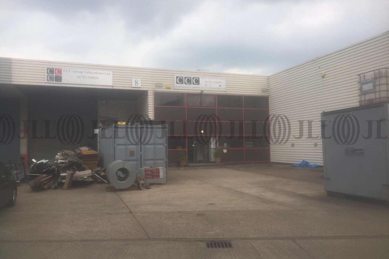 Industrial Slough, SL1 4XX - Unit 8, Perth Trading Estate - 6