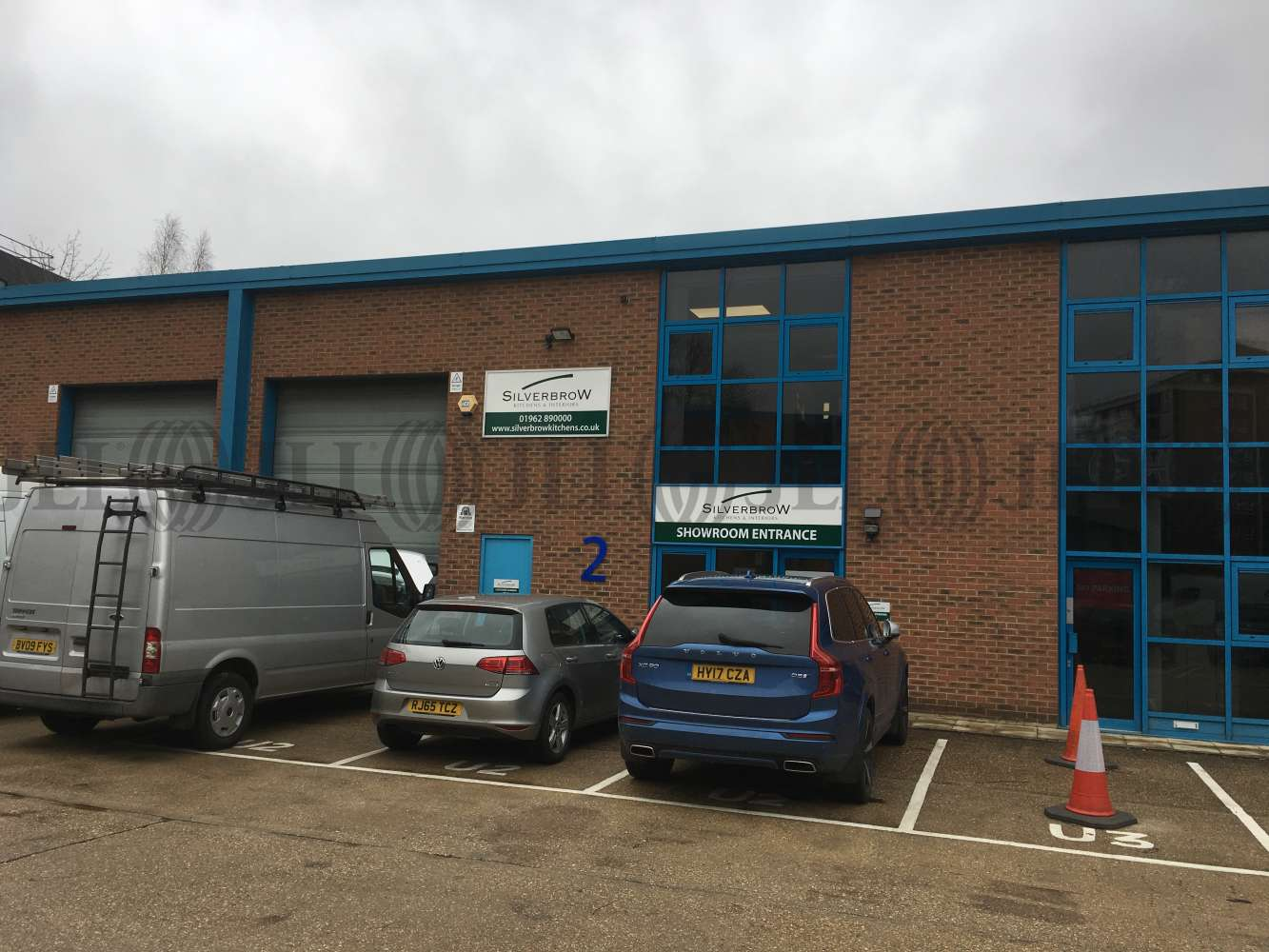 Industrial Winchester, SO23 0LB - Unit 2 Sun Valley Business Park - 1160