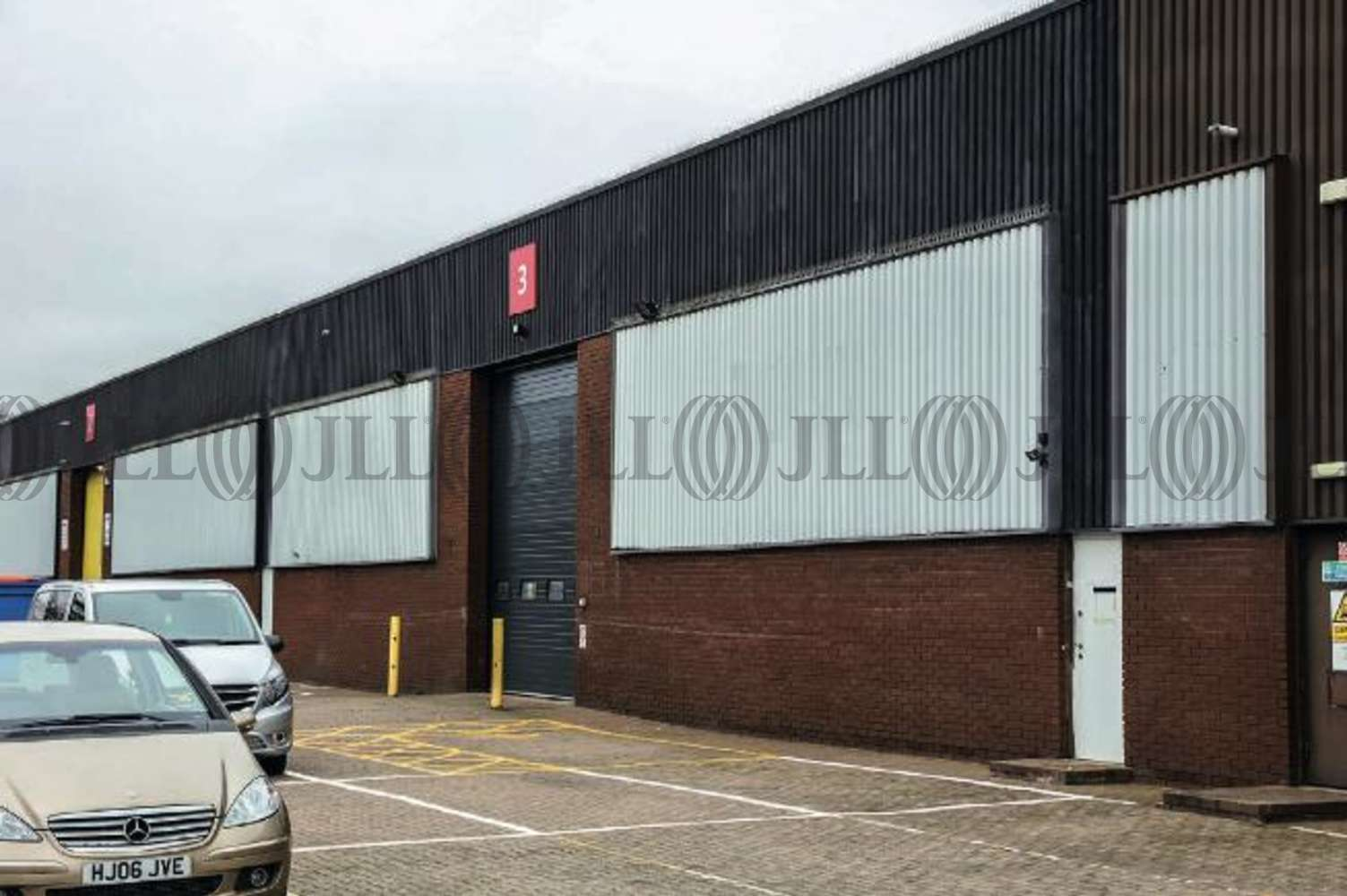 Industrial Bracknell, RG12 1RW - Unit 3 Western Trade Centre - 5