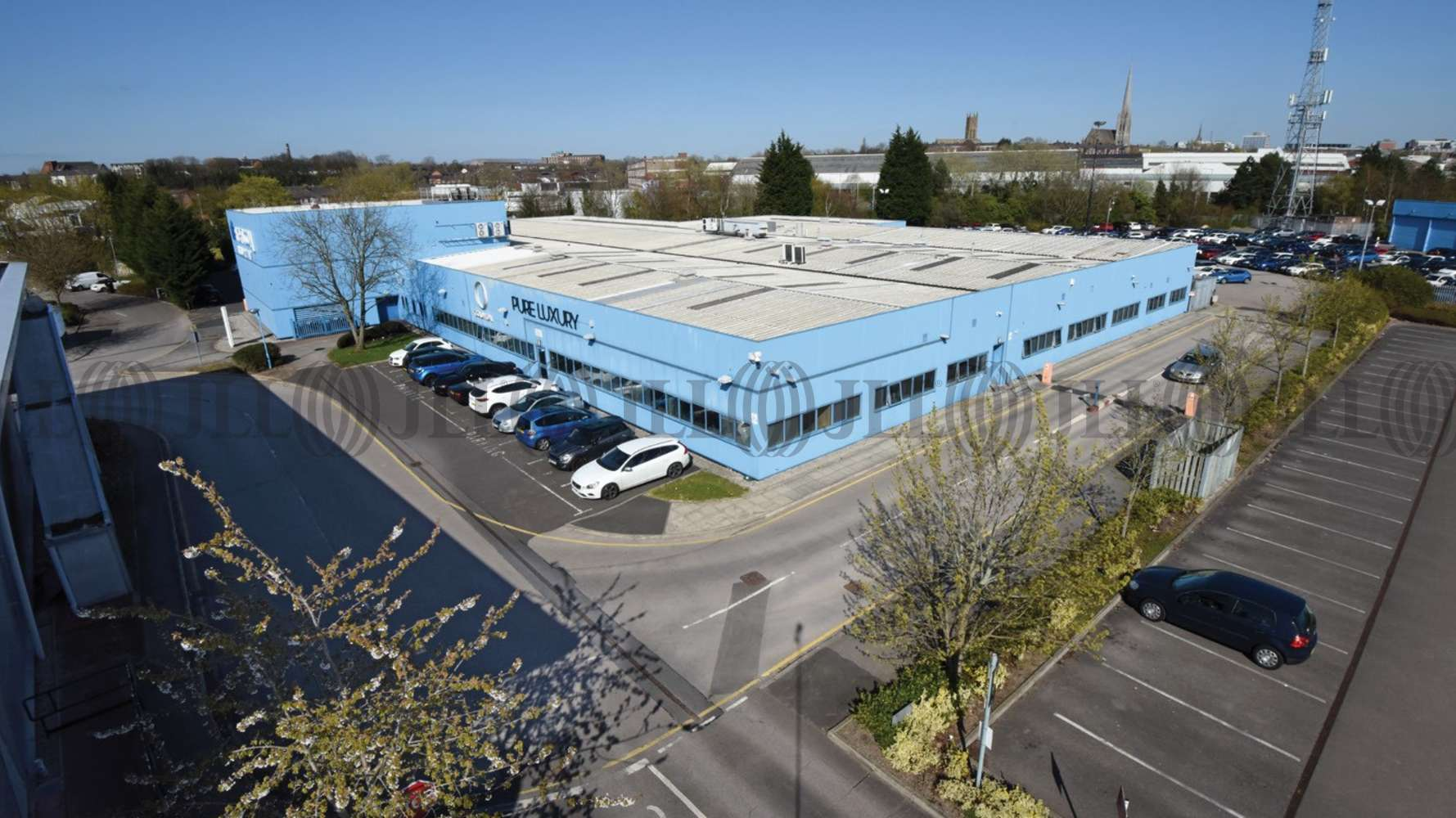 Office Preston, PR2 2QA - The Trident Centre