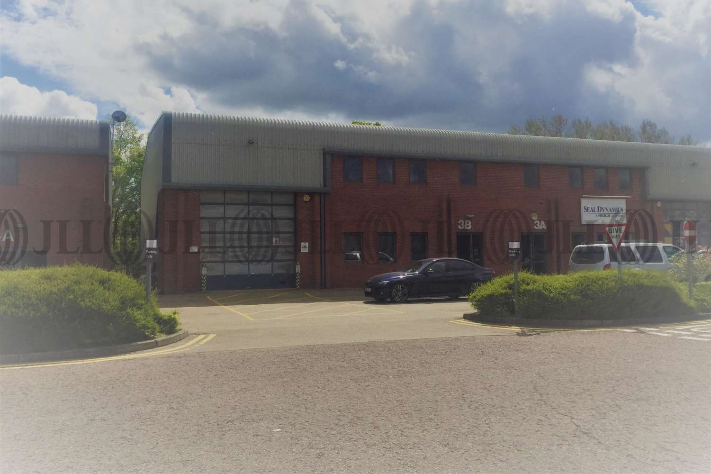 Industrial Basingstoke, RG24 8WQ - Unit 3B Beechwood - 3