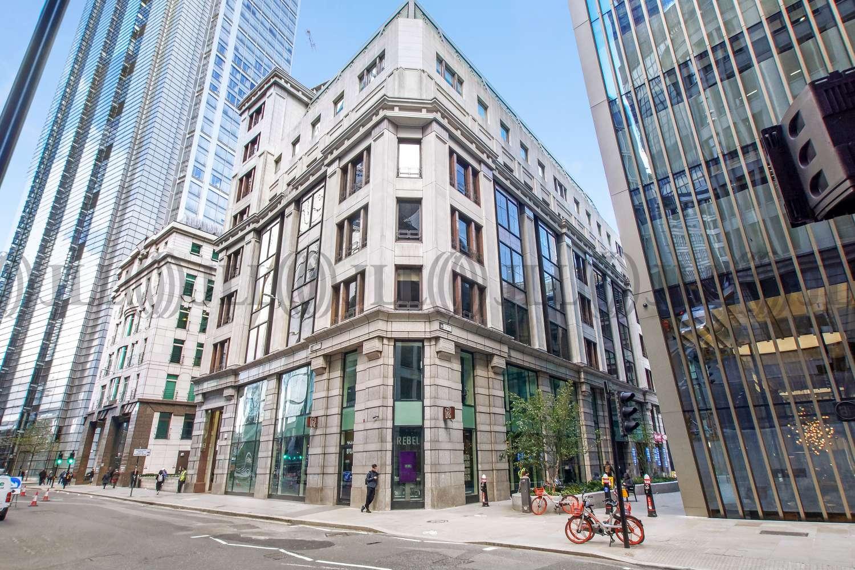 Office London, EC3A 8AA - 63 St Mary Axe - 02161