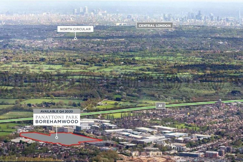Industrial Borehamwood, WD6 1SN - Panattoni Park - 3